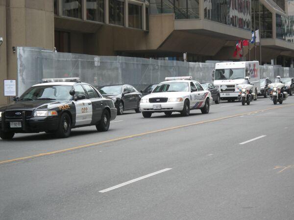 Торонто в преддверии саммита G20. Архив