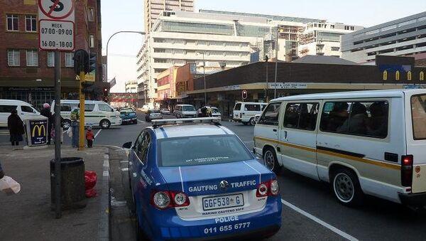 Йоханнесбург. Архивное фото