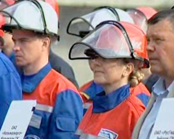 Сотрудники СШГЭС заняли первое место на соревнованиях оперативного персонала