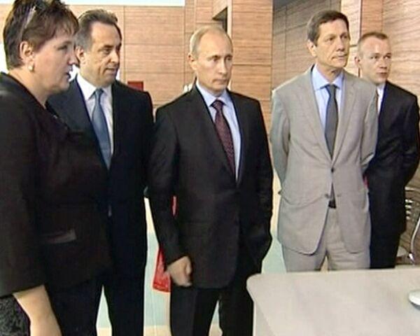 Путин рассказал, что нужно сделать, чтобы выигрывать на Олимпиадах