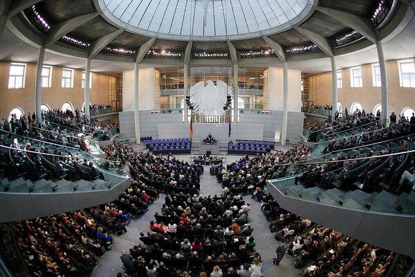 Президентские выборы в Германии
