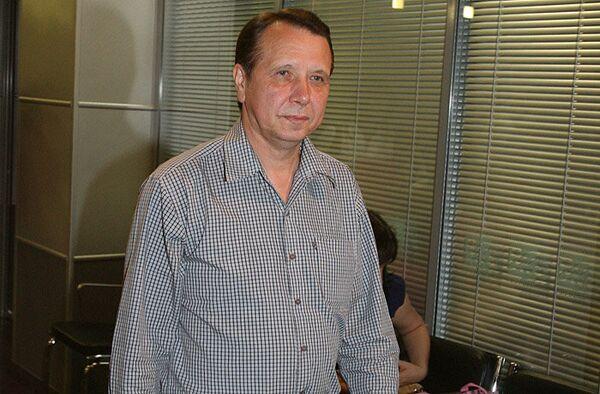 Пресс-конференция пианиста и дирижера Михаила Плетнева в РИА Новости