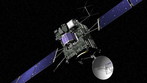 Зонд Розетта, архивное фото