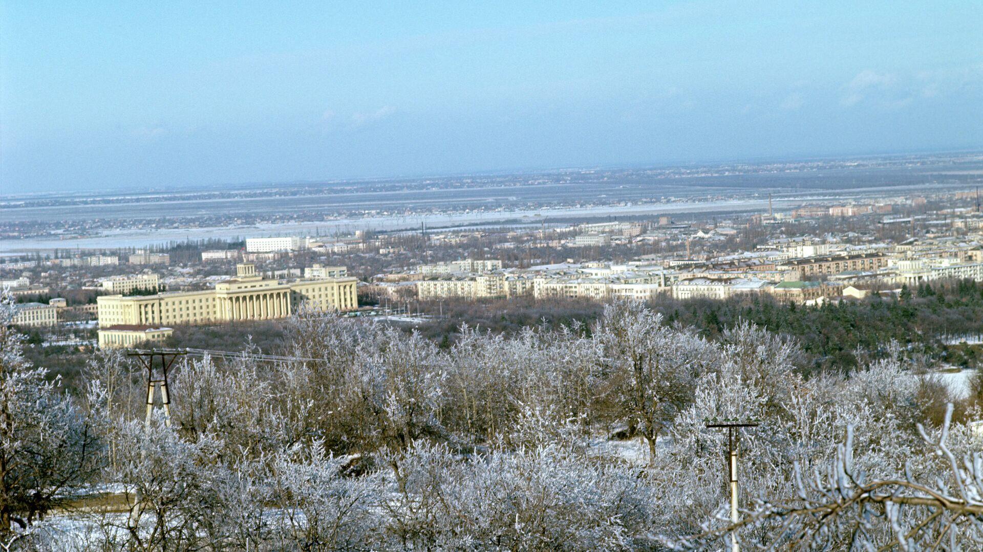 Панорама Нальчика. Архив - РИА Новости, 1920, 04.03.2021