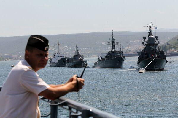 В Севастополе идет подготовка к празднованию Дня Военно-морского флота