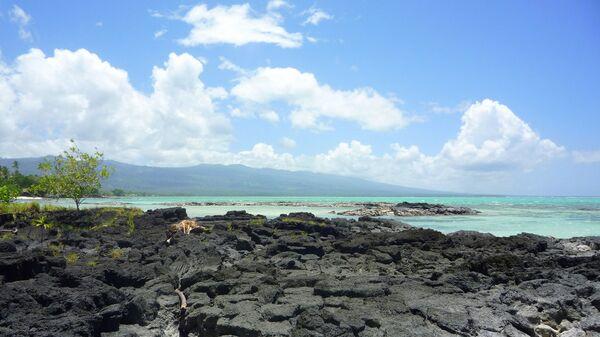 Берега Самоа