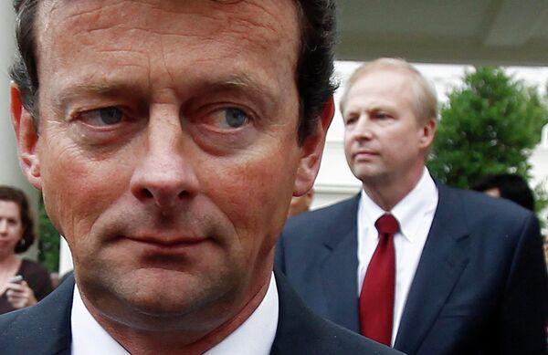 Американец Роберт Дадли с 1 октября 2010 года сменит на посту главы компании британца Тони Хейворда.
