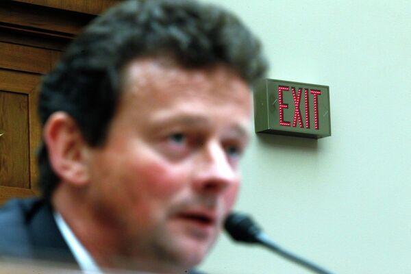 Исполнительный директор BP Тони Хейворд