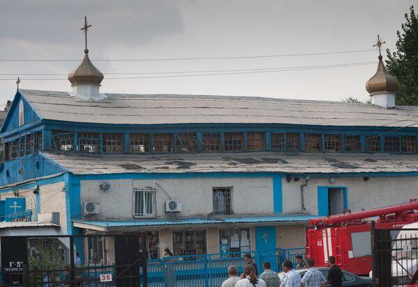 Свято-Покровский храм  в Запорожье
