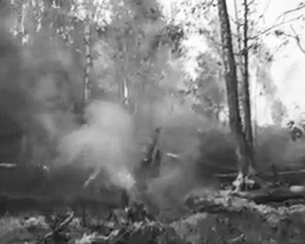 С огненной стихией боролись 30 тысяч добровольцев. 1972 год
