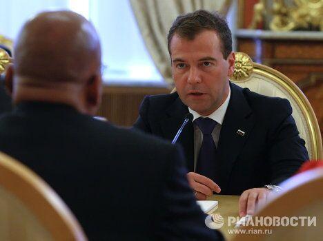 Переговоры между делегациями России и ЮАР