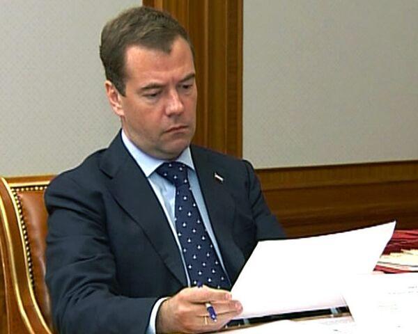 Медведев: томографы за 7,5 млрд рублей – хамское воровство