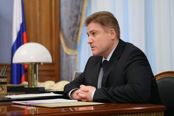 Губернатор Калининградской области Георгий Боос