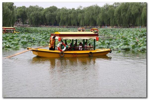 Императорский сад БейХай в Пекине