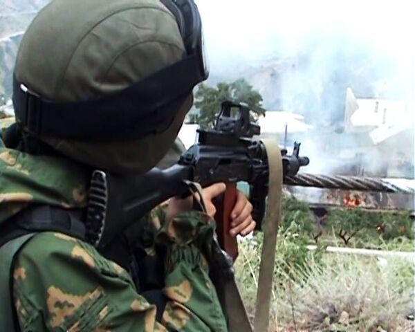 Ликвидирован организатор взрывов в московском метро. Видео спецоперации