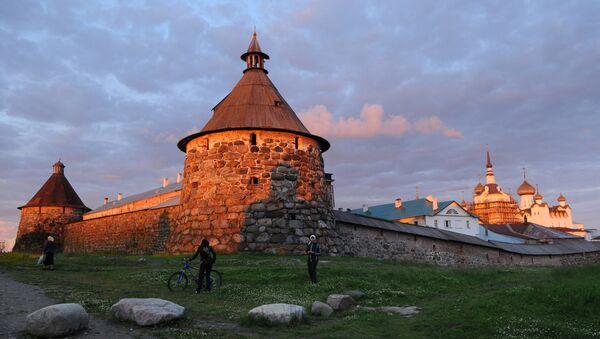 Соловецкий Спасо-Преображенский монастырь. Архив