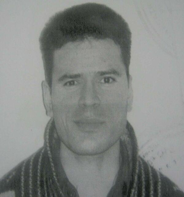 Заключенный Насриддинов Иброхим, совершивший побег из СИЗО Госкомитета нацбезопасности (ГКНБ) Таджикистана