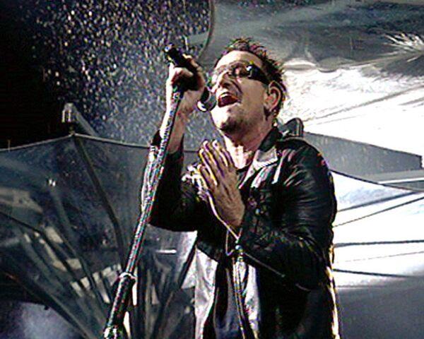 U2 подарили российским фанатам самое дорогое шоу в мире