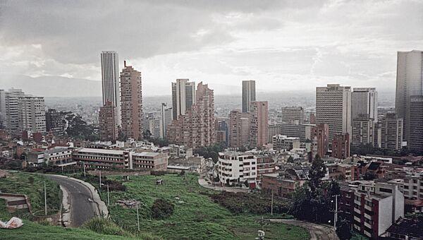 Богота, Колумбия. Архивное фото