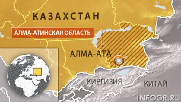 Алма-Ата. Казахстан.