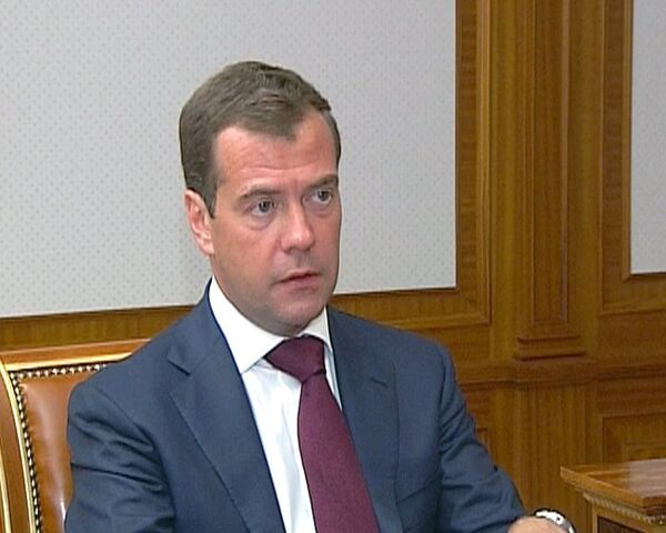 Медведев поручил провести инвентаризацию законодательства о лесе