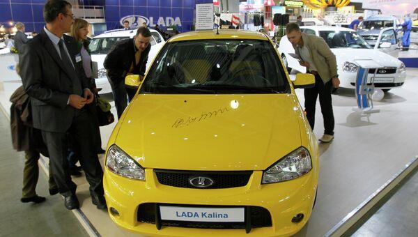АвтоВАЗ к 23 сентября превысил продажи автомобилей за 2009 год