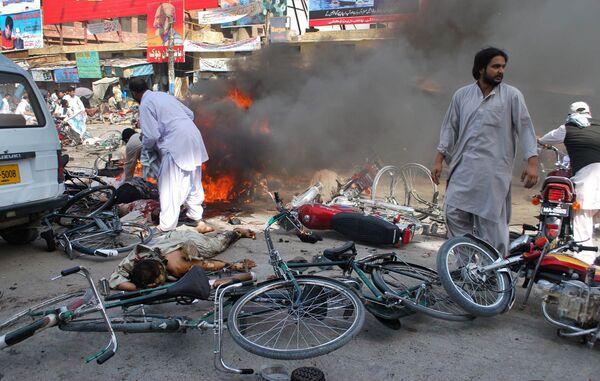 Террористическая атака в пакистанском городе Кветта 3 сентября 2010 г.