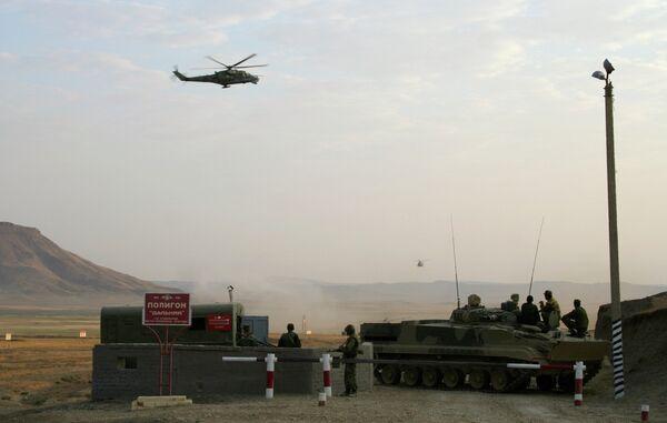 Теракт на полигоне Дальний близ дагестанского Буйнакска. Архив
