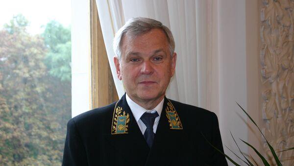Чрезвычайный и полномочный посол РФ в Польше Александр Алексеев