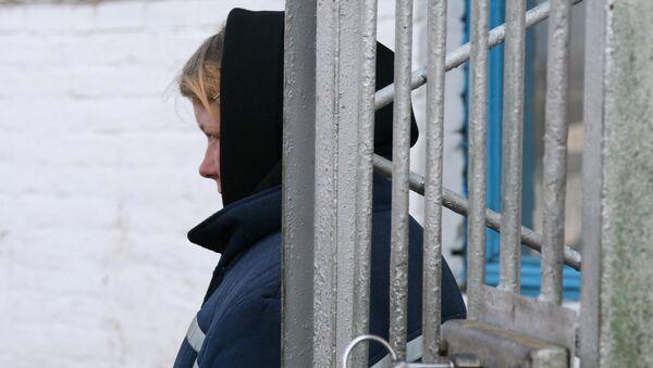 Женская тюрьма. Архивное фото