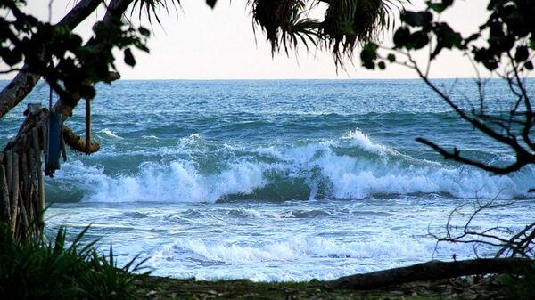 Океанский прибой