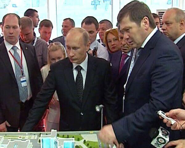 Путин предложил частным инвесторам отремонтировать российские дороги