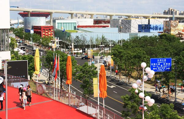Выставка ЭКСПО-2010 в Шанхае