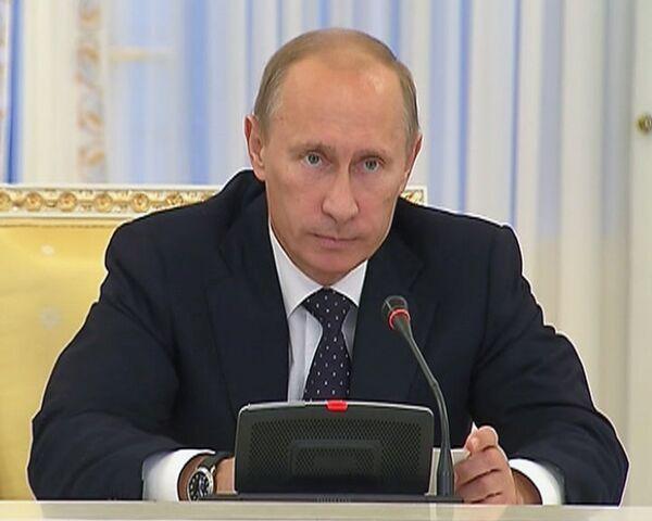 Путин напомнил мировым автопроизводителям об их обязательствах