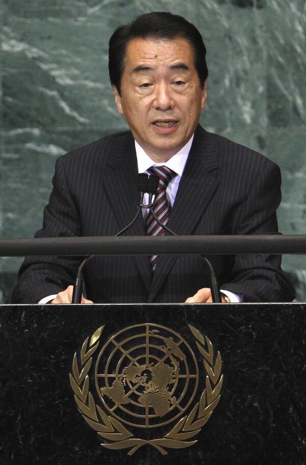 Вэнь Цзябао на саммите ООН