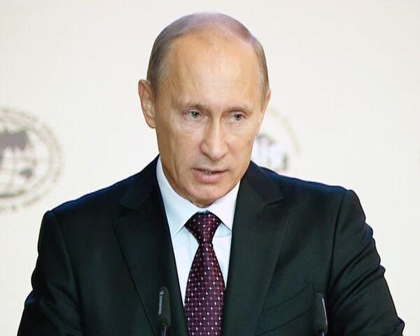 Путин предложил сохранить Арктику, создавая там заповедники