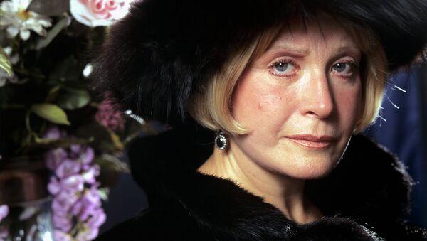 Людмила Максакова. Архивное фото