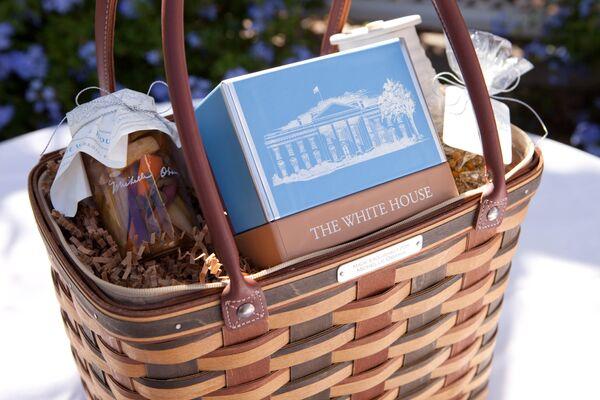 Первая леди США Мишель Обама приготовила подарки супругам лидеров стран, участвующих в Генассамблее ООН