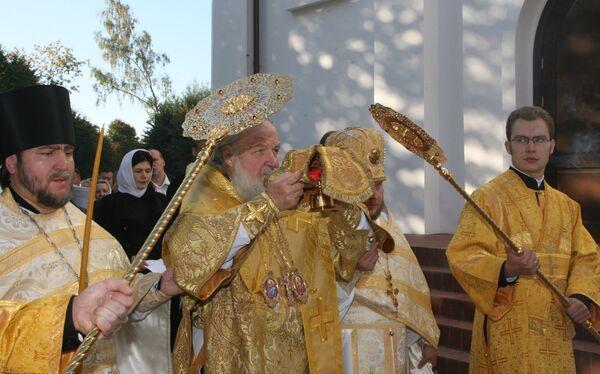 Визит патриарха Кирилла в Калининградскую область