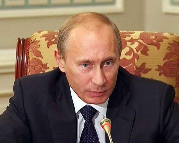 Путин сомневается, что нанотехнологии спасут крыши от дырок