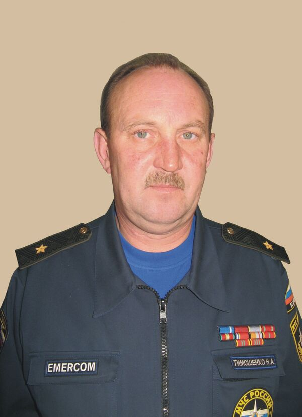 Николай Тимошенко