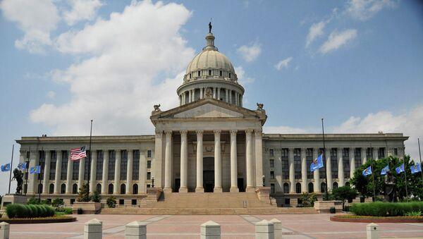 Оклахома-сити, США. Архивное фото