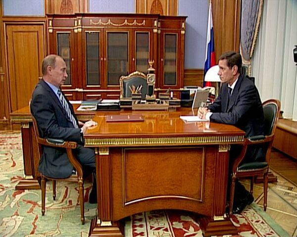 Путин велел срочно выплатить деньги пострадавшим при наводнении и теракте