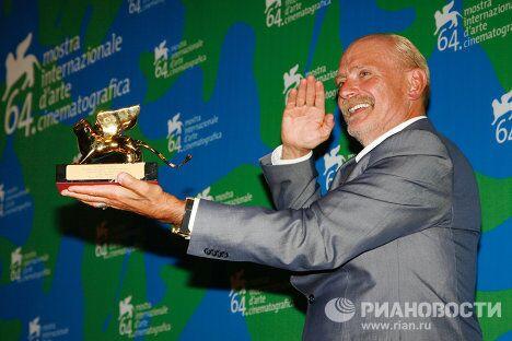 Н.Михалков получил Золотого льва