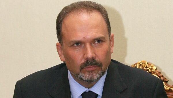 Губернатор Ивановской области Михаил Мень, архивное фото
