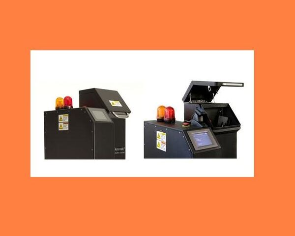 Сканер для жидкостей от компании Kromek