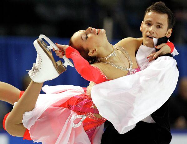 Кристина Горшкова и Виталий Бутиков