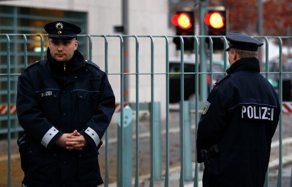 Немецкая полиция