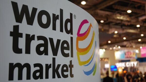 Выставка туризма World Travel Market в Лондоне. Архивное фото