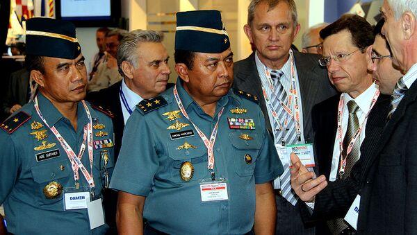 Президент Индонезии Сусило Бамбанг Юдхойоно, архивное фото